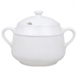 Porcelánová mísa na polévku...